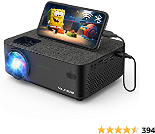 Save 16% + Extra 15% Off with Coupon: WiFi Projector