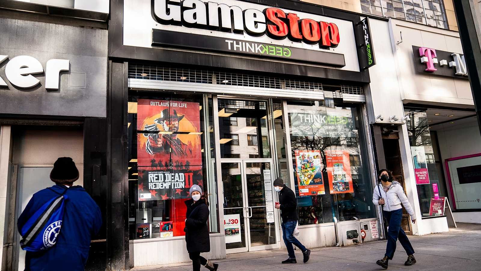 'This Is Going to End Badly': GameStop Gamers Battle Risk in Fight Against Wall Street