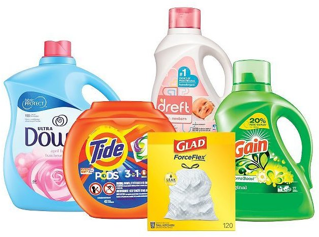 Free $10 Gift Card with 3 Household Essentials