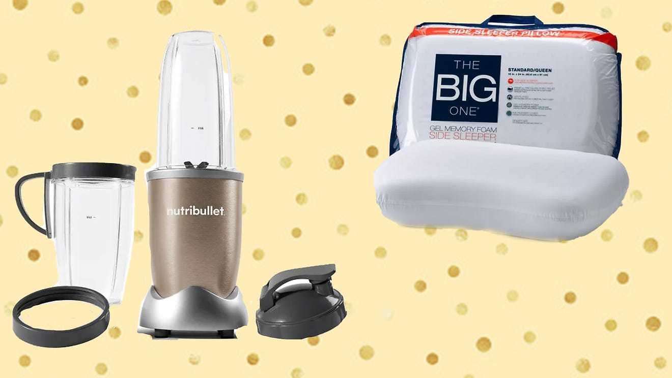 Kohl's Just Launched An Enormous End-of-season Sale On Home Goods Galore