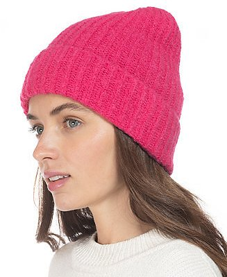 Style & Co Rib Solid Beanie