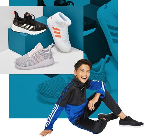 Up To 80% Off Adidas For The Family
