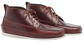 GH Bass Men's Leather Camp Shoe