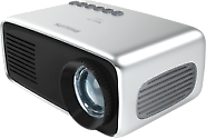 Philips NeoPix Start Mini LED LCD Home Theater Projector NPX240/INT