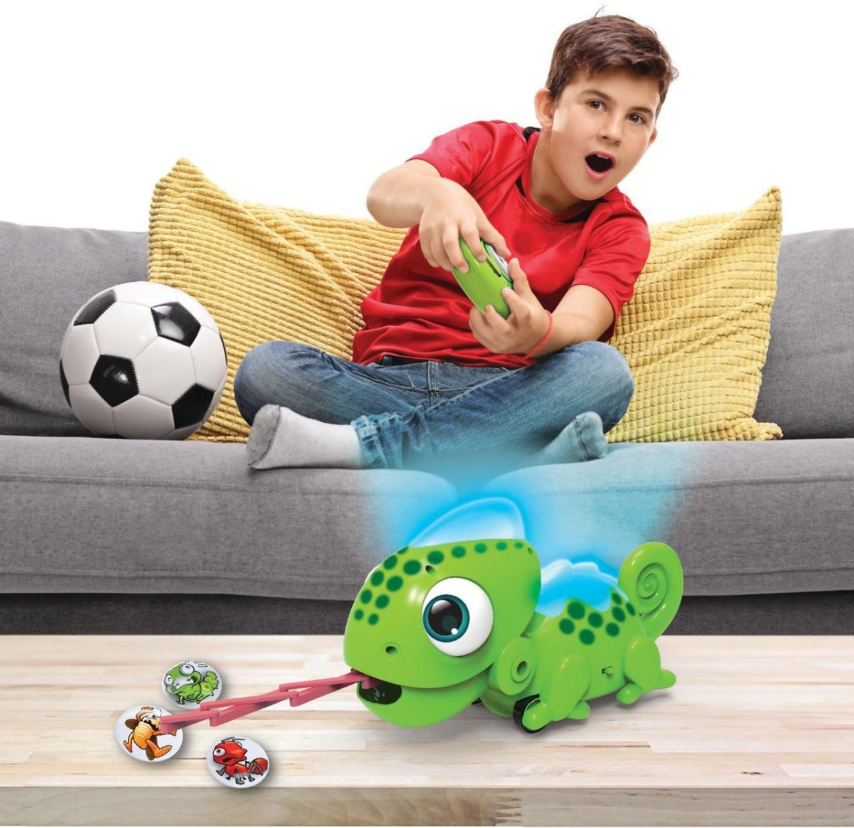 Anipets – Picasso - The Colorful Chameleon - Electronic Pet