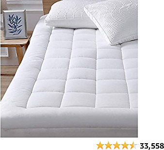 43% OFF Oaskys King Mattress Pad Cover Cooling Mattress