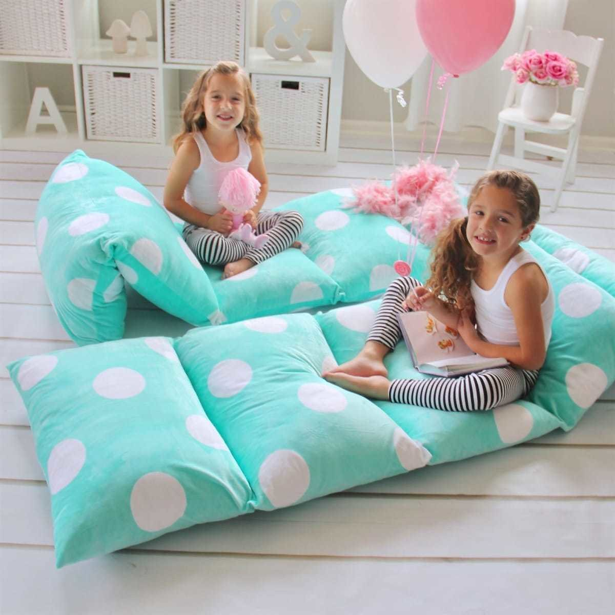 Minky Pillow Bed Covers