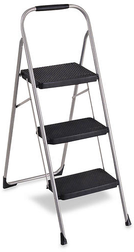 Cosco Home and Office Products Cosco Home and Office Products 3 Step Big Step Stool
