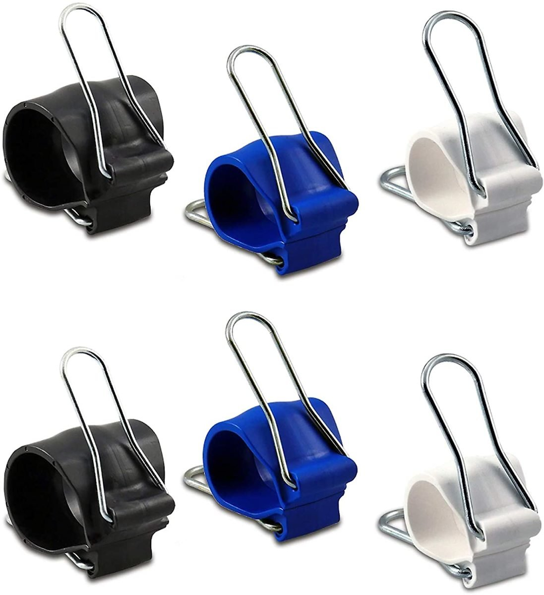 GadgetKlip Variety Packs: Universal Cable and Cord Organizing Clip for Managing Cords, Plants, Cables, Wires, Home, Offices, Gar