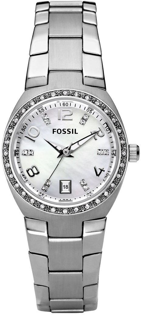 Fossil Women's Colleague Stainless Steel Watch