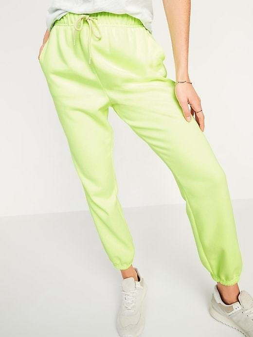 Extra High-Waisted Jogger Sweatpants for Women | Old Navy