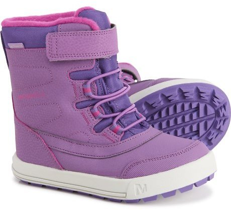 Merrell Snowstorm Snow Boots - Waterproof, Insulated (For Girls)
