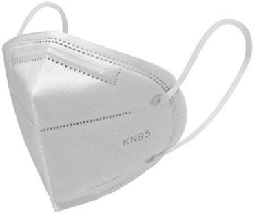 Non-Medical KN95 Ear-Mounted Anti-Fog Dust-Rroof And Breathable Practical Protective Mask
