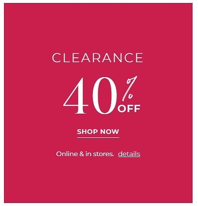 40% Off / Clearance Plus Size Clothing