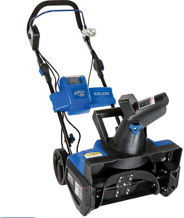 Snow Joe Ion Cordless Single Stage Snow Blower with Rechargeable Ecosharp 40-volt Lithium   BuyDig.com