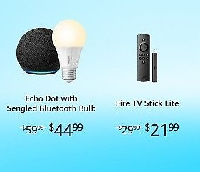 AMAZON Device Deals - Limited Time OFFER up to 35% OFF
