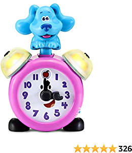 LeapFrog Blue's Clues and You! Tickety Tock Play and Learn Clock