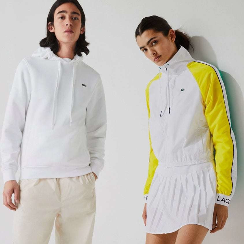Up to 50% Off Lacoste Sale