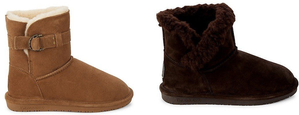 Up to 62% Off Bearpaw Boots Sale @Saks Off 5th