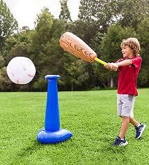 Love This Product Inflatable T-Ball