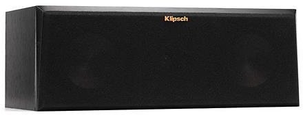 Klipsch Reference Premiere RP-250C 2-Way Center Speaker, 500W Peak Power, Single, Ebony