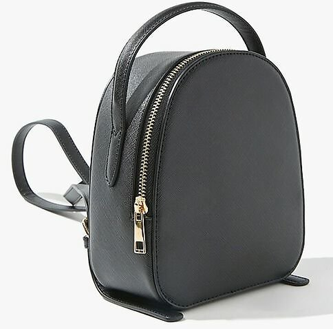 Small Structured Backpack