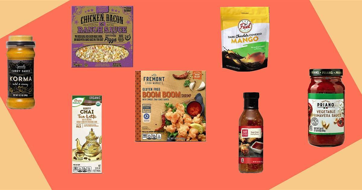 These Are The 20 Best Products Coming to Aldi This Month