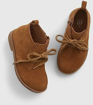 Toddler High-Top Boots