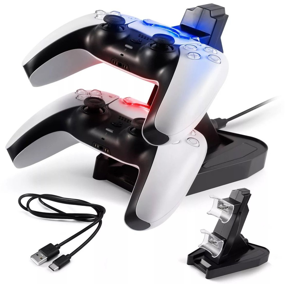 Insten Charging Station for PS5 Controller