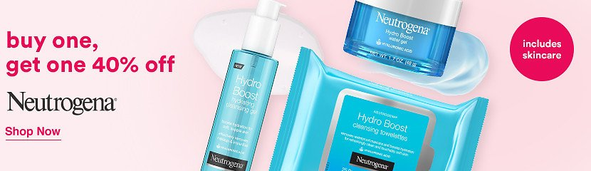 Neutrogena Skincare Buy 1 Get 1 40% Off