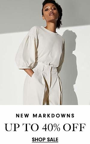 40% Off New Markdowns At Neiman Marcus
