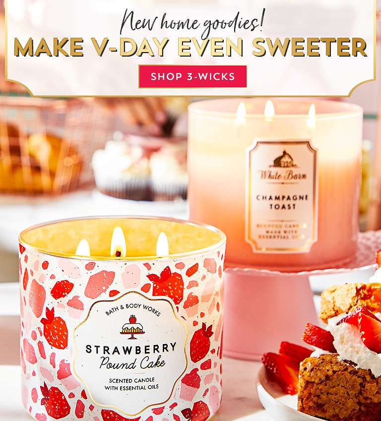 $15.95 3-Wick Candles Are Back