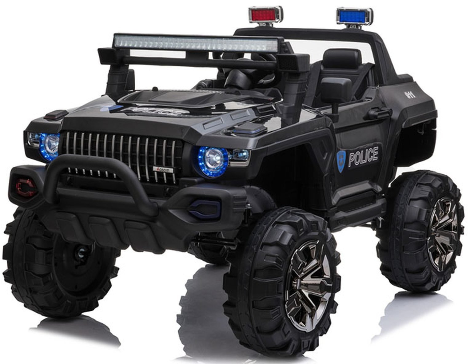 12V Kids 2-Seat SUV Truck with Remote Control