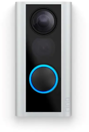 Ring Peephole Cam with Doorbell