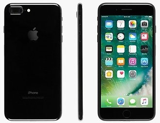 Apple IPhone 7/7PLUS with Mfi Cable and Adapter GSM CDMA Unlocked Scratch Dent