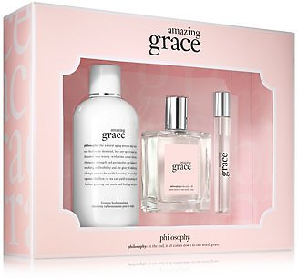Philosophy 3-Pc. Amazing Grace Fragrance Set, Created for Macy's & Reviews - Skin Care - Beauty