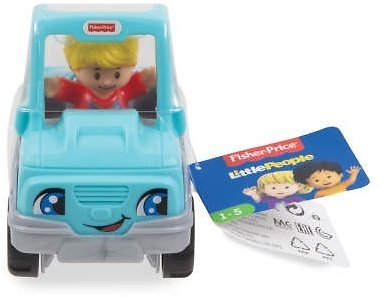 Fisher-Price Little People Help A Friend Pick-Up Truc