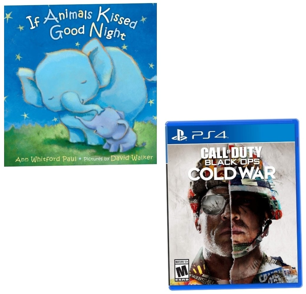Buy 2, Get 1 Free On Select Video Games, Movies, Music & Books.