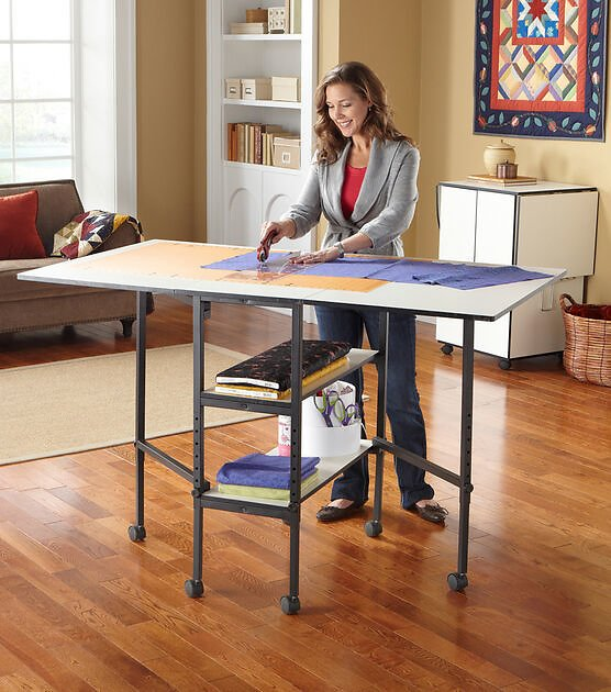 Sullivans Adjustable Home Hobby Table | JOANN