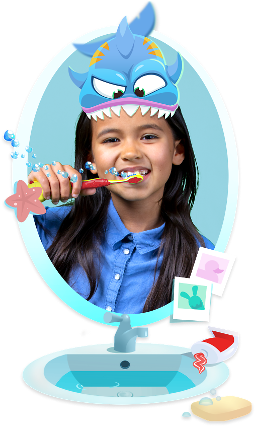 New Kids Smart Toothbrushes from Colgate Hum