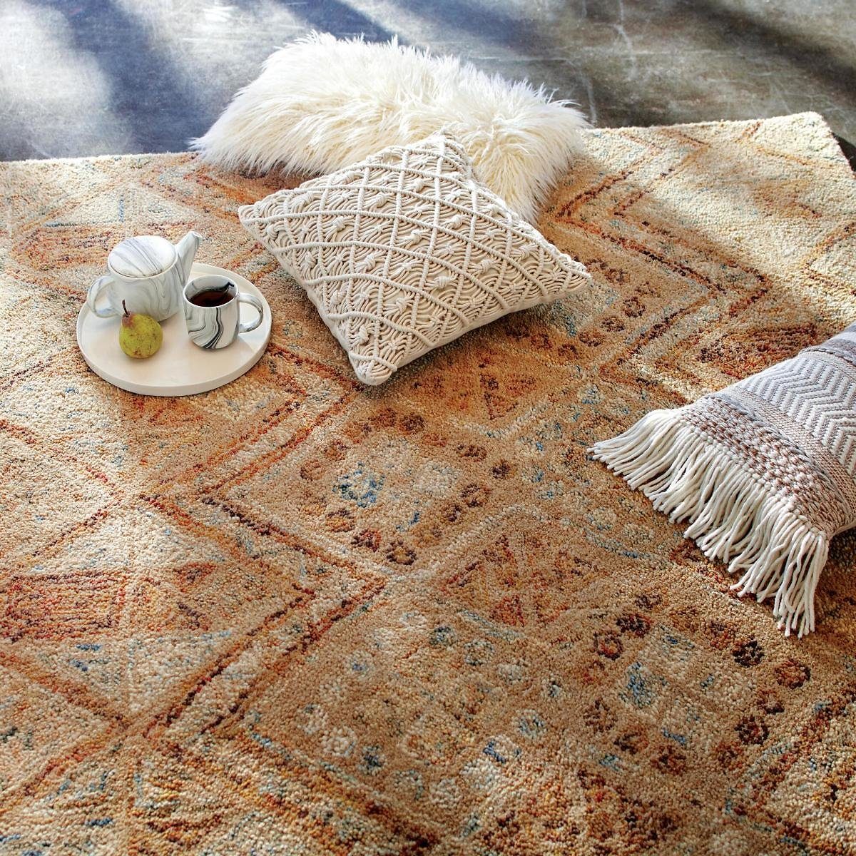 40% Off World Market Rugs Sale + 10% Off Curb-Side Pick Up +More!
