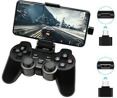 Wireless Gamepad Game Controller Joystick For Android Phone TV Box Tablet PC