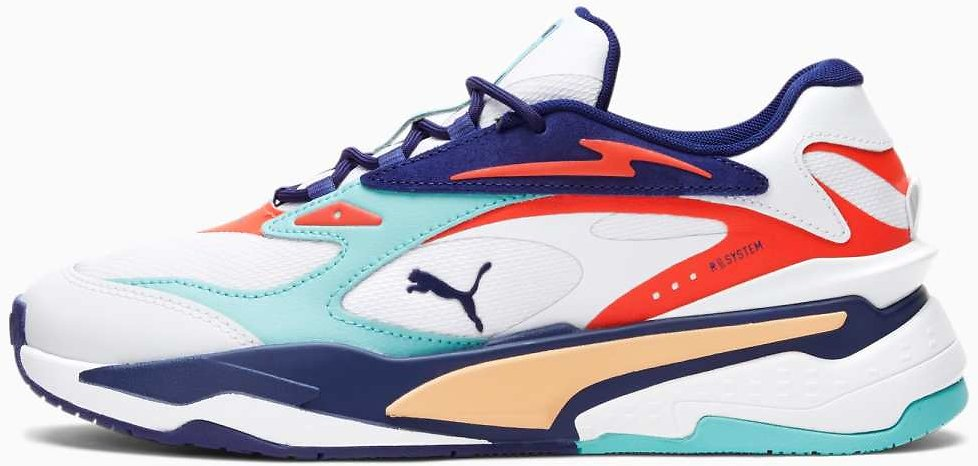RS-Fast Courtside Sneakers