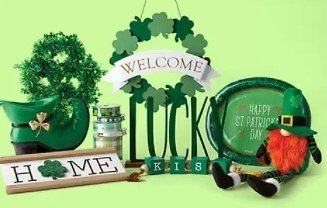 Up to 40% Off St. Patrick's Day - Holiday Home Decor & More! | JOANN