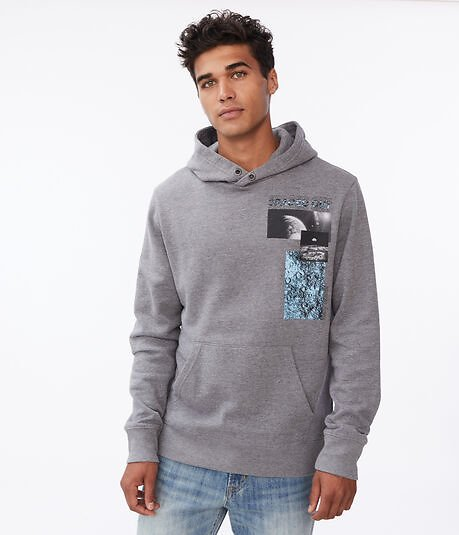 Spaced Out Pullover Hoodie***