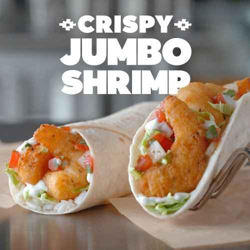 Del Taco Seafood Lineup Is Back! CRISPY JUMBO SHRIMP & BEER BATTERED CRISPY FISH