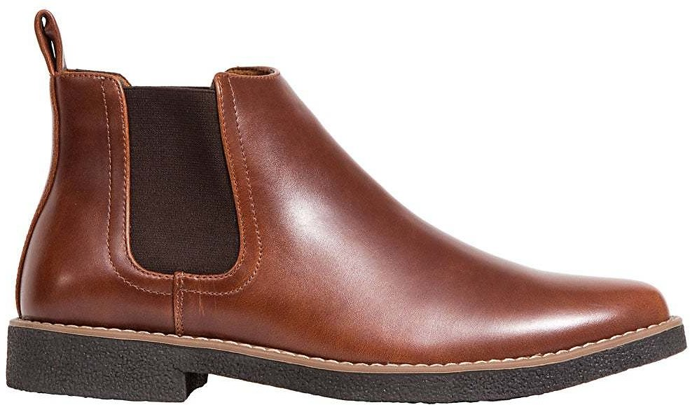 Deer Stags Mens Rockland Chelsea Boots