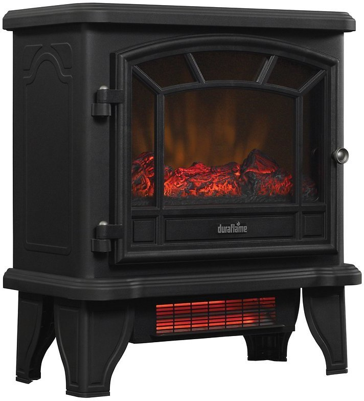 Duraflame Infrared Quartz Electric Fireplace Stove Heater