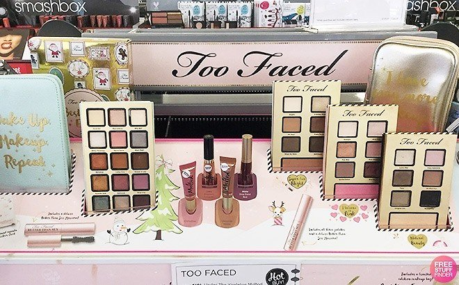 Too Faced Favorites 25% Off + FREE Gift Set!