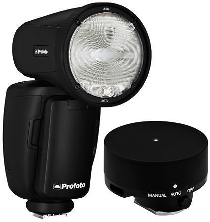 Profoto Off-Camera Flash Kit for Nikon Camera, Includes A1X AirTTL On/Off-Camera Flash and Profoto Connect Flash Trigger